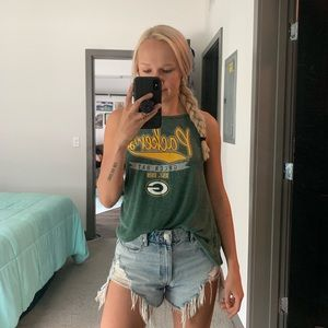 Green Bay Packers Tank